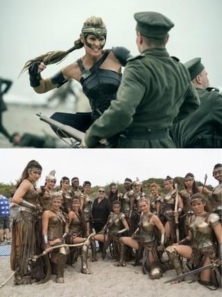 「ワンダーウーマン」最強戦士たちへの道のり!貴重なトレーニング映像独占入手