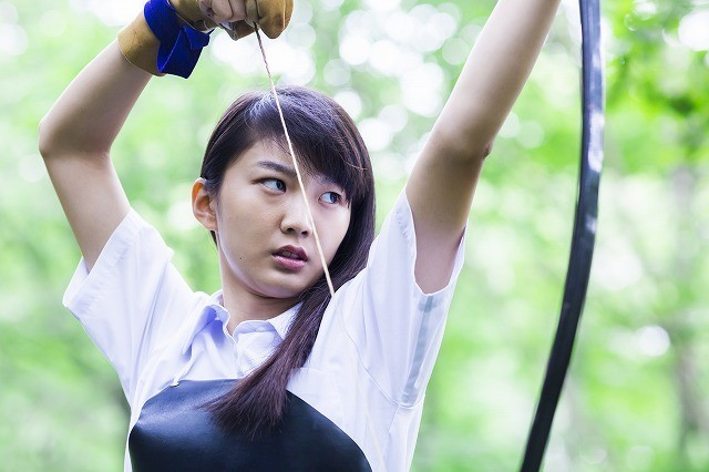 堀春菜主演「セブンティーン、北杜 夏」限定上映決定、劇中カットを独占入手