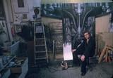 H・R・ギーガーのドキュメンタリー公開記念、渋谷タワレコでポスター&アート展
