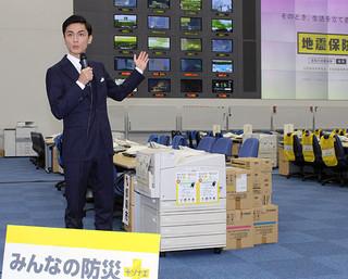 高良健吾、地元・熊本地震の経験踏まえ「知っておく備え」の重要さを力説