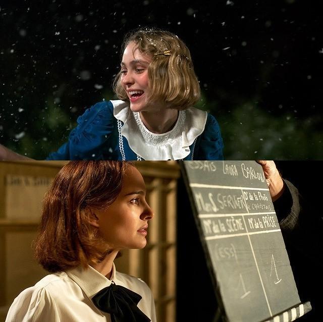 """ナタリー×リリー=ローズ""""姉妹""""が雪とたわむれる「プラネタリウム」幻想的な本編映像公開"""