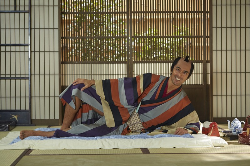 阿部寛×鶴橋康夫監督、抱腹絶倒の時代劇「のみとり侍」で10年ぶりタッグ!