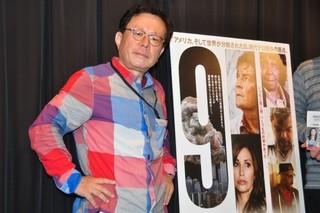 東日本大震災を想起したという「エレベーター」