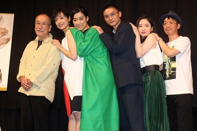初音映莉子&高良健吾、草刈民代の魂の演技に感嘆「とにかく格好いい」