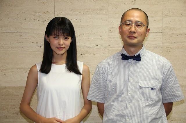 志田彩良&澤田サンダー監督