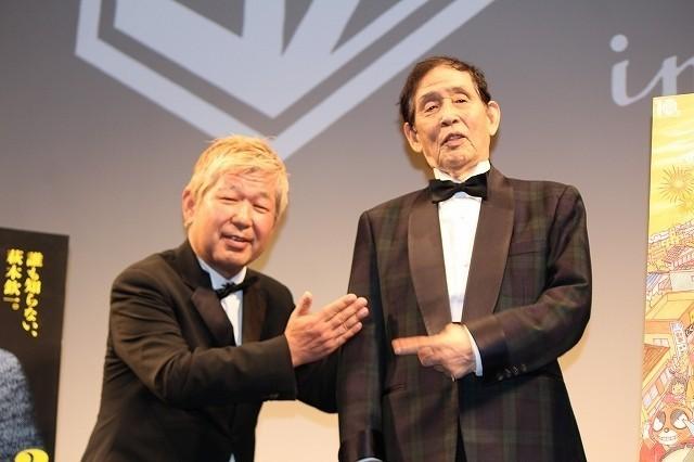 萩本欽一と土屋敏男監督