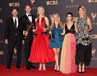 ニコール・キッドマンがエミー賞初受賞!「ビッグ・リトル・ライズ」が最多5冠