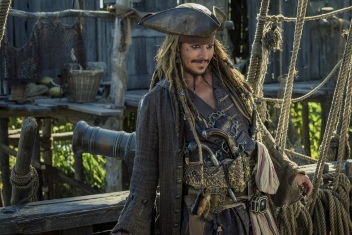 パイレーツ 最新作の未公開映像入手 ジャック 海賊から強盗に転職