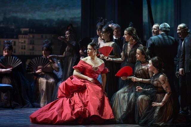 ソフィア・コッポラのオペラ初演出作を映像化