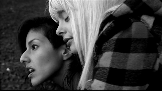 女性同士の切ない恋愛… 新鋭・日比遊一監督初の劇映画「ブルー・バタフライ」予告披露