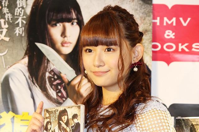 スパガ・浅川梨奈「今、演技することがすごく楽しい」 女優業への意欲を胸に飛躍誓う
