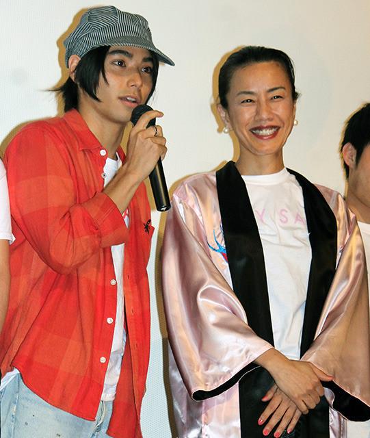 村上虹郎、父・淳の意味不明コメントに渋面「もう知らないです」
