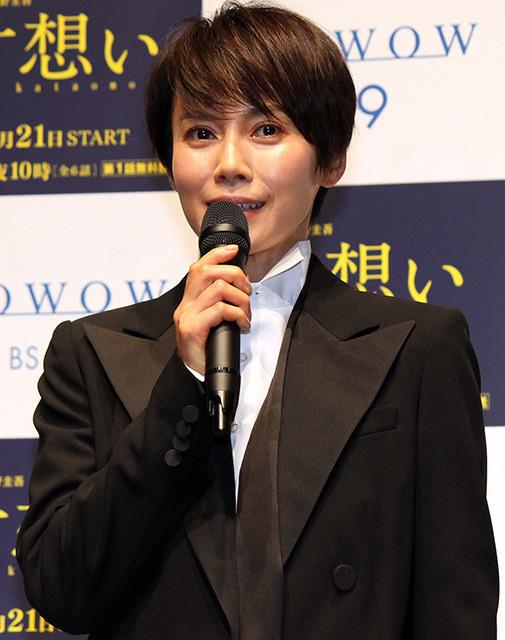中谷美紀、性同一性障害者役で国仲涼子のハート狙うが射止められず「残念」 - 画像7