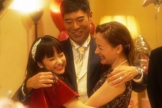 高嶋政宏&シルビア・グラブは初共演「未成年だけどコドモじゃない」
