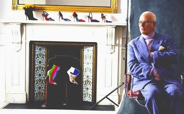 靴デザイナー、マノロ・ブラニクを 追ったドキュメンタリー
