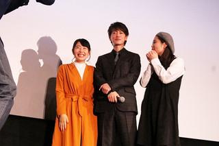 佐藤健、観客の写真撮影許可&2ショット撮影に客席から歓声