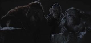 監督も脚本家もメロメロ?「猿の惑星」新キャラ、バッド・エイプ登場シーン映像公開