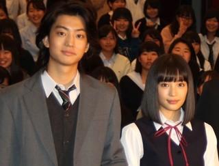 広瀬すずと健太郎「先生! 、、、好きになってもいいですか?」