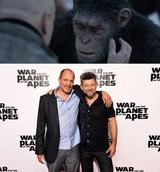 """アンディ・サーキス「猿の惑星:聖戦記」で新たに直面した""""猿を演じる難しさ"""""""