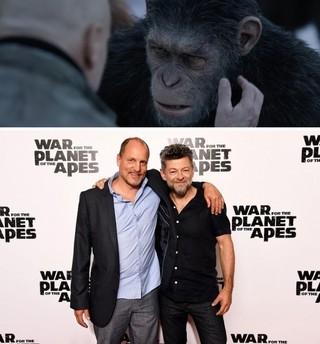卓越した演技力でシーザーを演じてきた「猿の惑星」