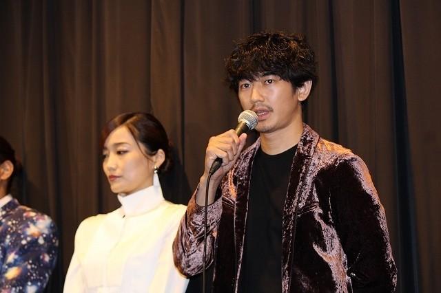 瑛太、安藤サクラに挑戦状「この映画を見に来い!」