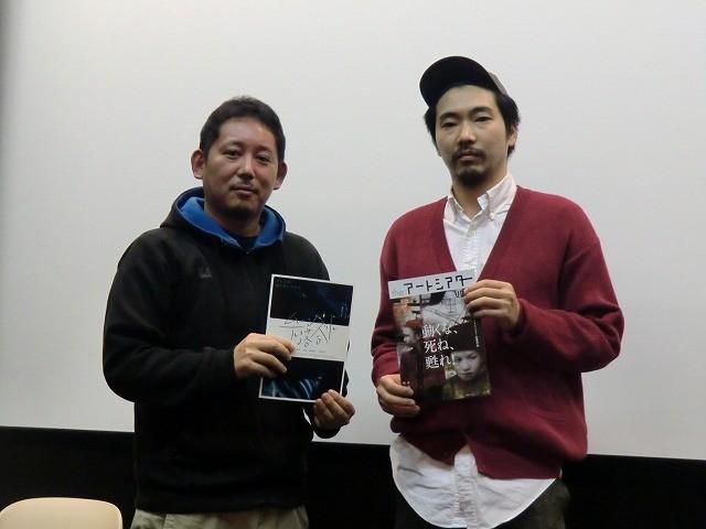 入江悠監督&柄本佑「見るとざわつく映画」 伝説的傑作「動くな、死ね、甦れ!」を語る
