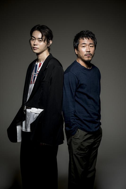 取材に応じた菅田将暉&ヤン・イクチュン