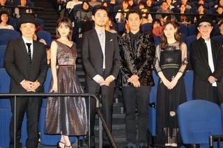 松田龍平&前田敦子「探偵はBARにいる3」舞台挨拶で衝撃の告白 大泉洋「ショック」