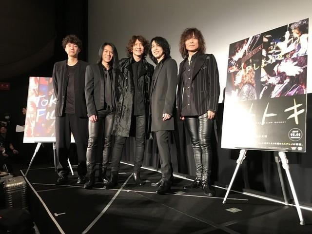 2016年に再結集した4人組の人気ロックバンド「THE YELLOW MONKEY」