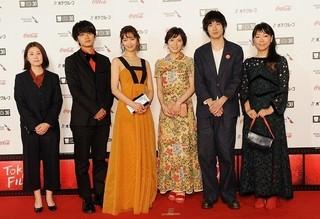 第30回東京国際映画祭開幕!熱気ムンムン松岡茉優「熱くて強い映画祭」