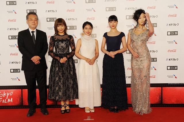 ピカチュウが増田俊樹が紗倉まなが!東京国際映画祭開幕に多彩なゲスト