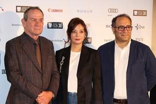 トミー・リー・ジョーンズの着眼点は?第30回東京国際映画祭コンペ審査員が会見