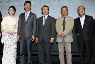 松坂慶子、あこがれのチェン・カイコー監督「空海」出演で感慨「夢のよう」