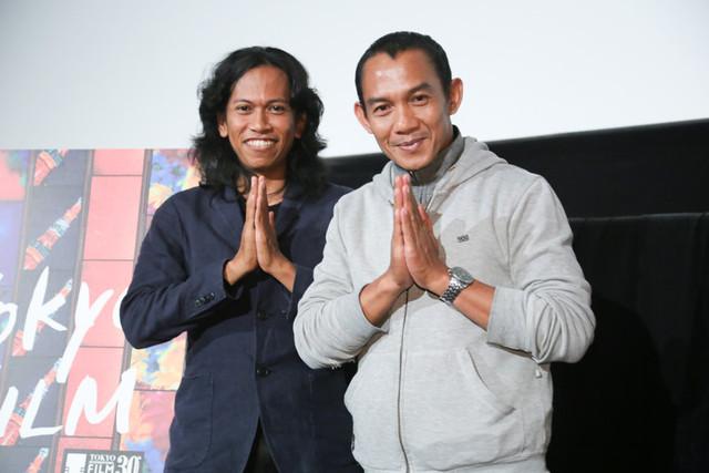 インドネシア気鋭の監督が長編デビュー作「他者の言葉の物語」について語る