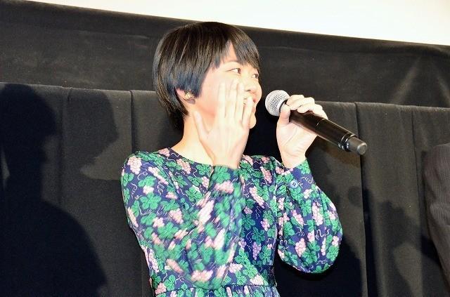 短歌4首が153分の長編に「ひかりの歌」女優が涙のアピール