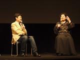 「楢山節考」デジタルリマスター版上映 あき竹城、入院中の母のためにも熱演