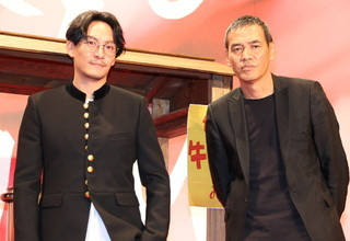 「Mr.Long」SABU監督、主演チャン・チェンのスター性を絶賛「スタッフも惚れていた」