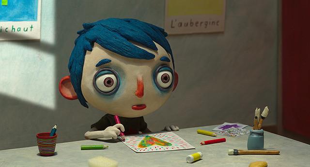 ぬくもり溢れるストップモーション アニメ「ぼくの名前はズッキーニ」