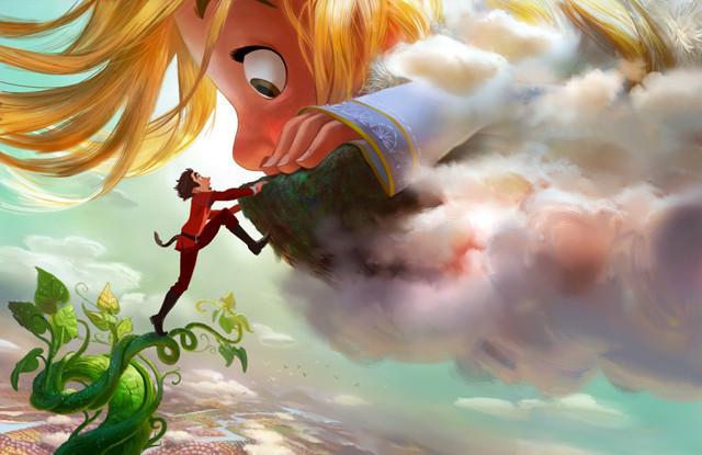 ディズニー・アニメーション「ジャックと豆の木」を題材にした映画を製作中止に