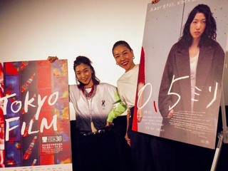 「0.5ミリ」安藤桃子&サクラ姉妹 共に母になったふたりがトーク「お母ちゃんの背中を見てろよ」