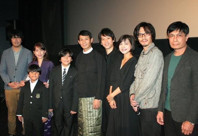 撮影現場アパートに1カ月住んだ!津田寛治、日本・ミャンマー共同制作映画の共演者に脱帽