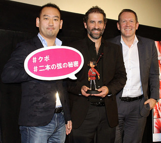 """スタジオライカの最新作「クボ」は日本舞台、製作陣は敬意「""""母国""""での上映夢のよう」"""