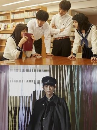 山崎賢人&広瀬アリスが一瞬で役になりきる!「氷菓」メイキング映像公開