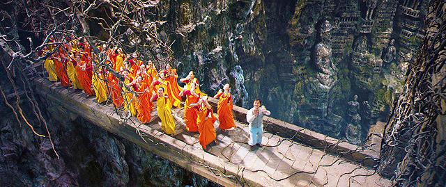 ジャッキー・チェンがボリウッドダンスで歌って踊る 「カンフー・ヨガ」本予告&ポスター完成 - 画像2