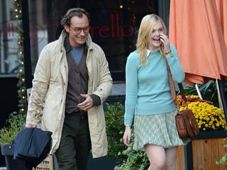 """ウッディ・アレンの新作でジュード・ロウがエル・ファニングと""""年の差不倫""""?"""