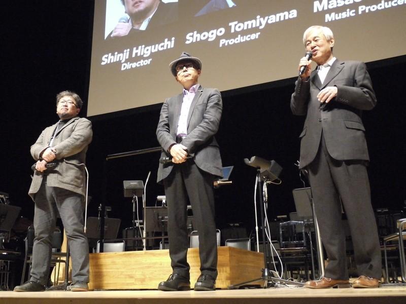 シネマ・コンサートで「ゴジラ」秘話 伊福部昭さん、一発録りにこだわった