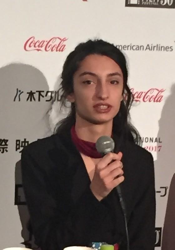 ジョージアの秘境の暮らし映す「泉の少女ナーメ」主演女優は是枝裕和監督の大ファン