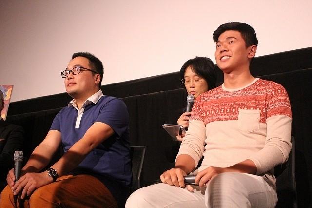 稽古期間に2年!ベトナム映画界の新鋭監督「俳優を観察する」製作術明かす