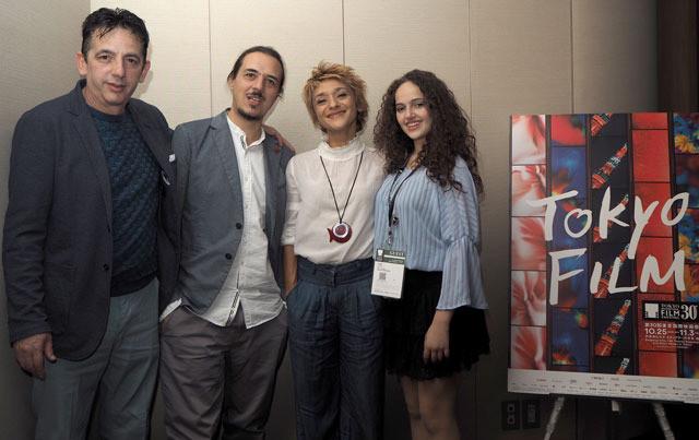 審査員特別賞に輝いた「ナポリ、輝きの陰で」製作陣が構築したリアリティにあふれた映像世界