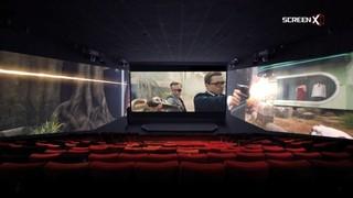 スパイ紳士が視界270度を飛び回る!「キングスマン」続編、ScreenX版予告公開